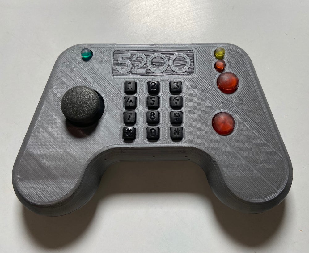 Image of OUT OF STOCK. Atari 5200 Controller - Left Stick, No Cable