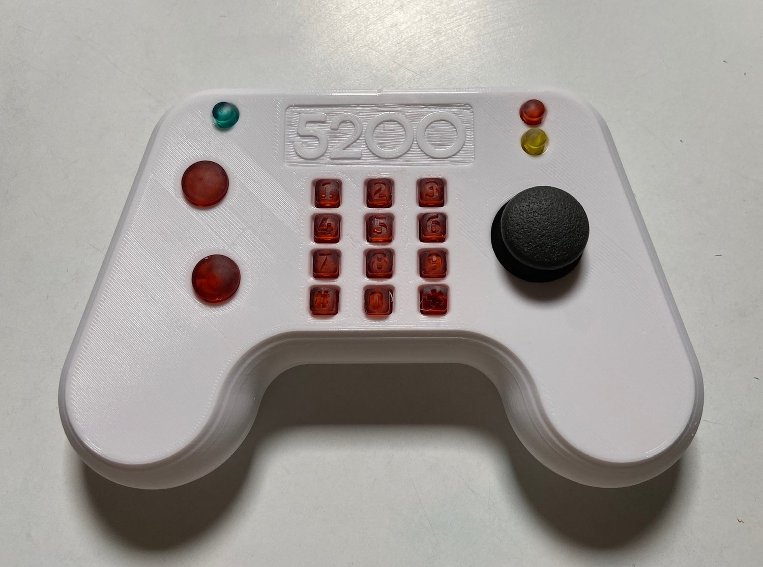 Image of OUT OF STOCK.  Atari 5200 Controller - Right Stick, No Cable