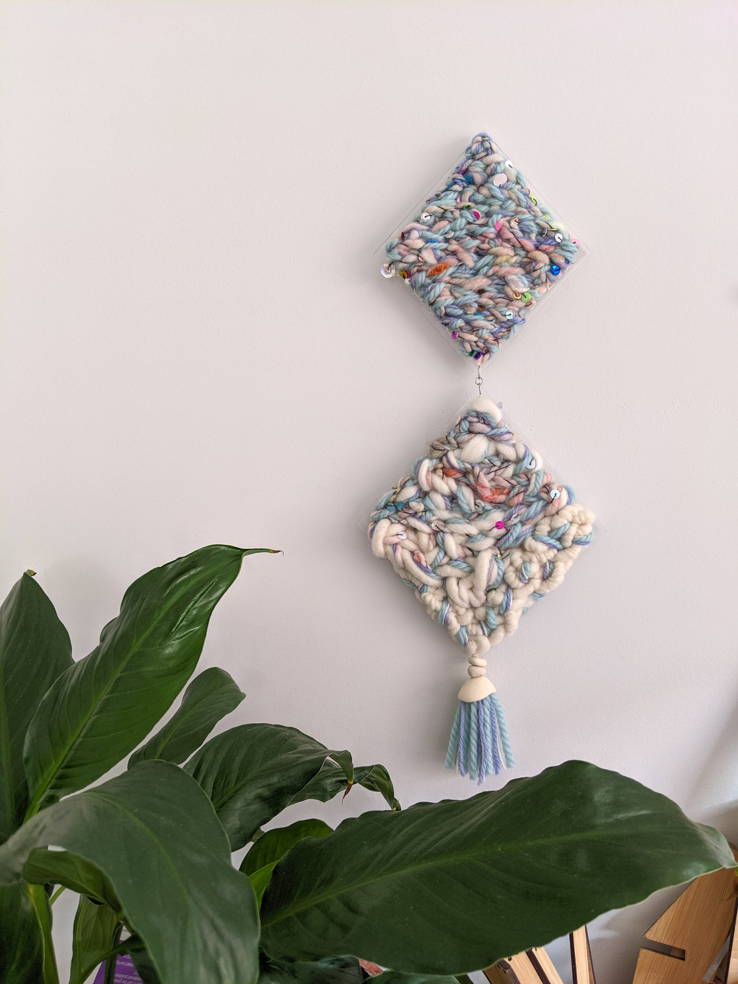 Image of Diamond Loom Weave - EVERLY