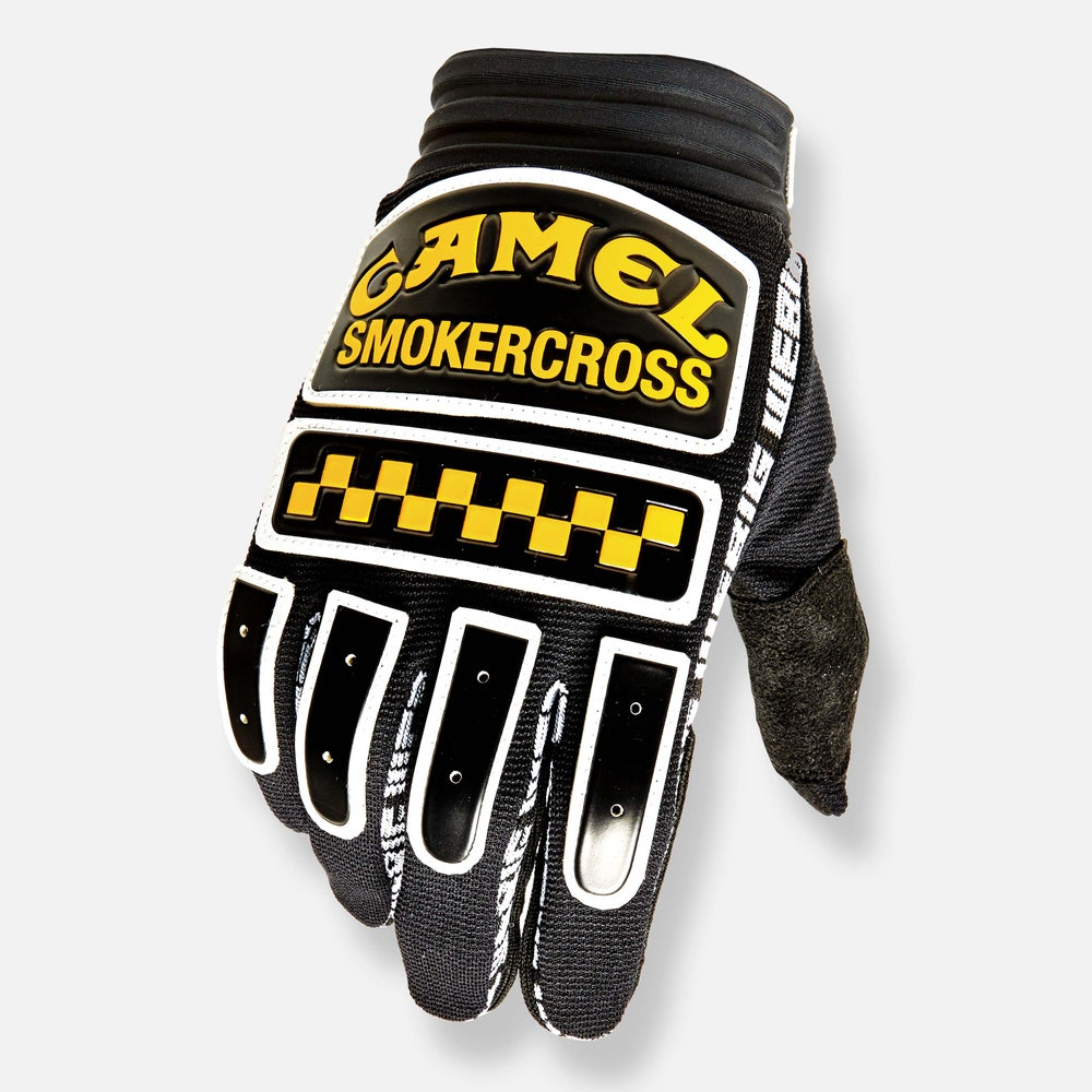 Image of CAMEL SMOKERCROSS MOTO-X GLOVE