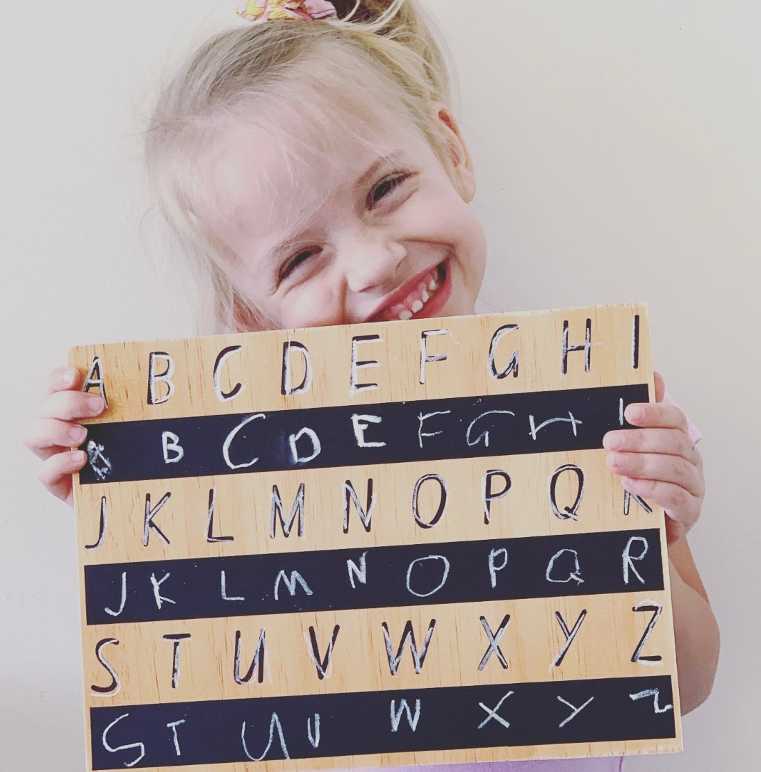 Image of Trace Me ! Series Uppercase Alphabet Board