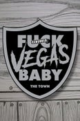 Image of F-- Vegas Baby! 3-in sticker