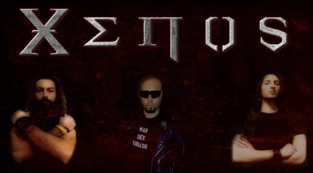 """XENOS """"Filthgrinder"""" CD"""