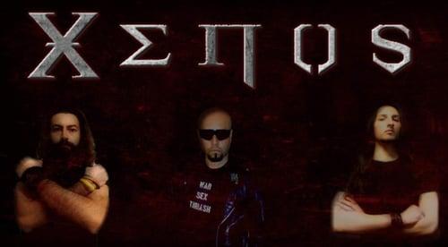 "Image of XENOS ""Filthgrinder"" CD"