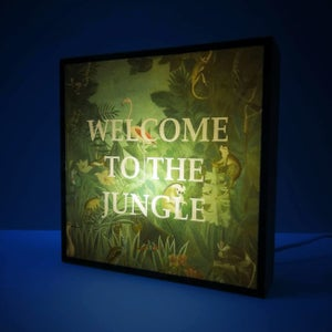 Image of Welcome to the jungle