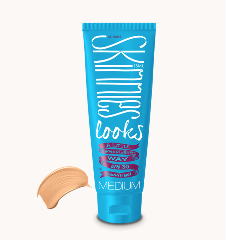 Image of Tinted Skinnies Looks Beauty Gel Medium 75ml