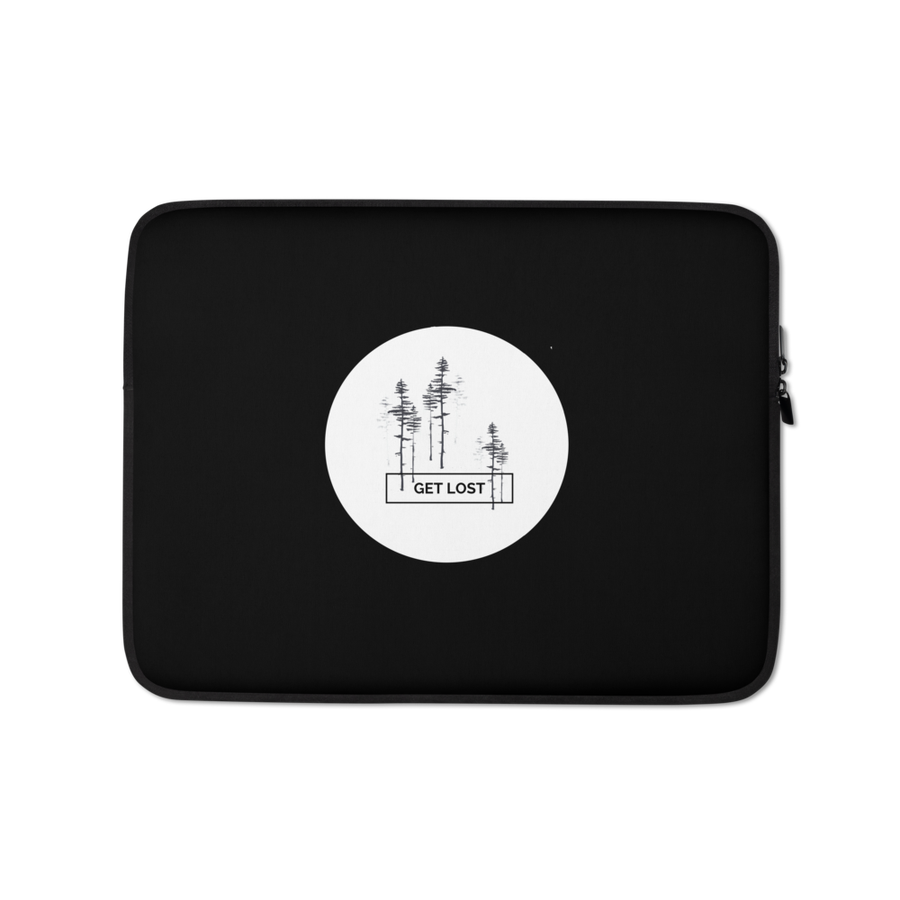 Image of GET LOST Laptop Sleeve