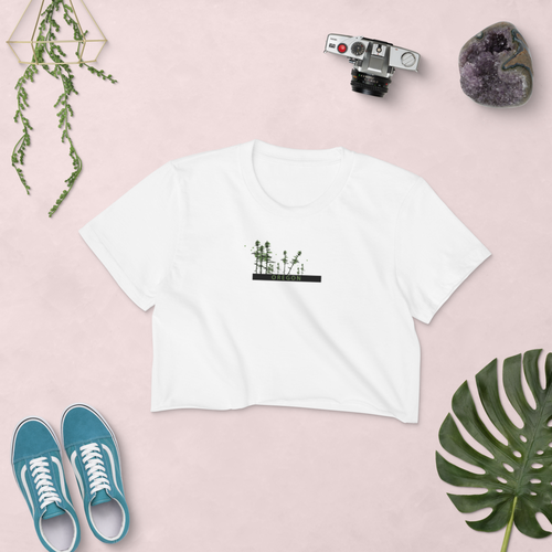 Image of Walk With Me Cropped Tee