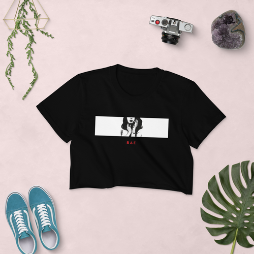 Image of BAE Cropped Tee