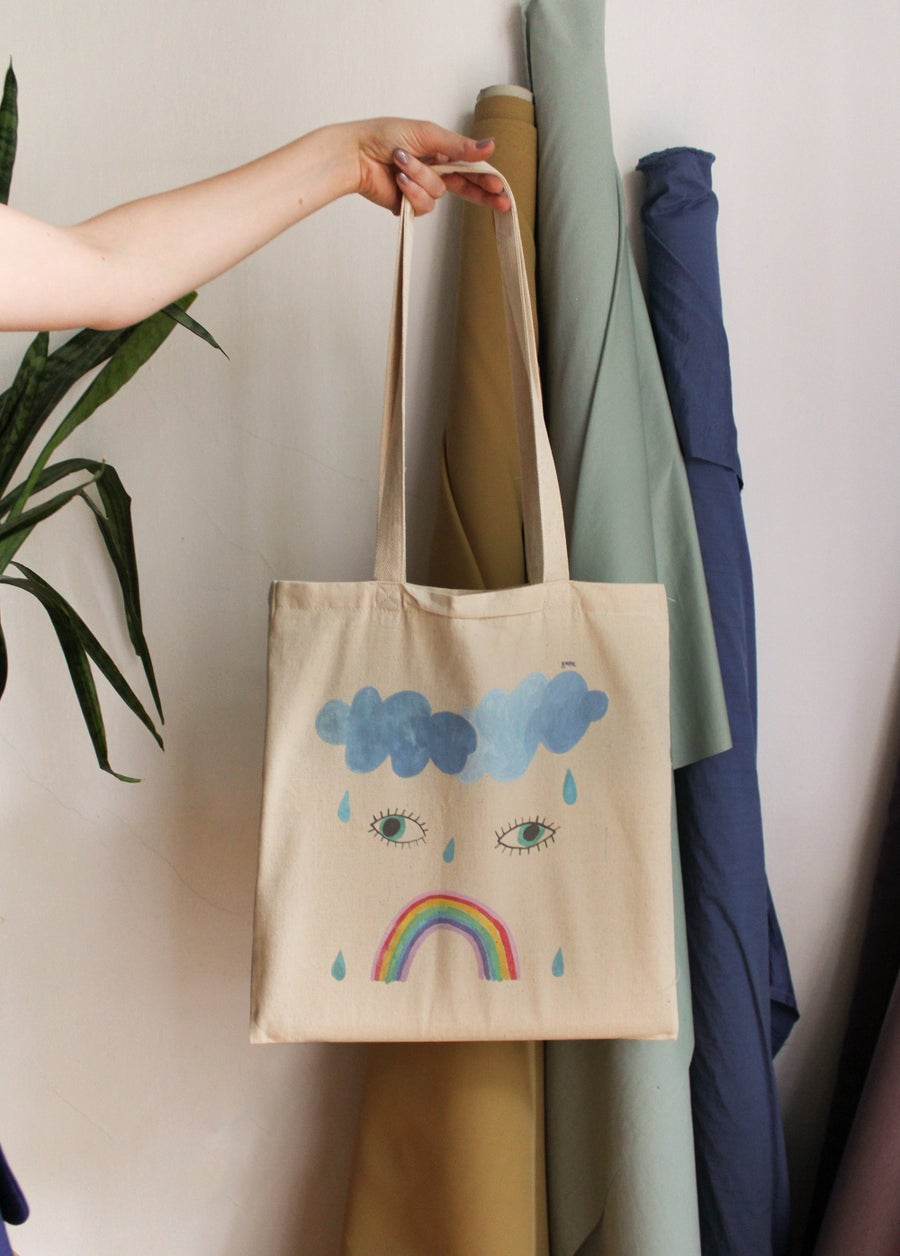 """Image of """"it's perfect"""" tote bag"""