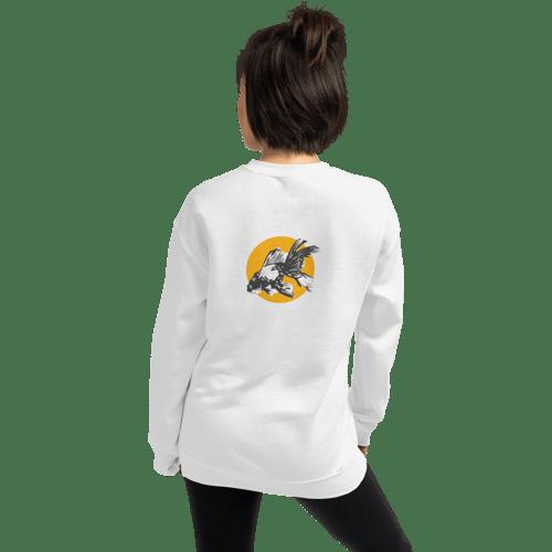 Image of West Coast Fish Unisex Sweatshirt