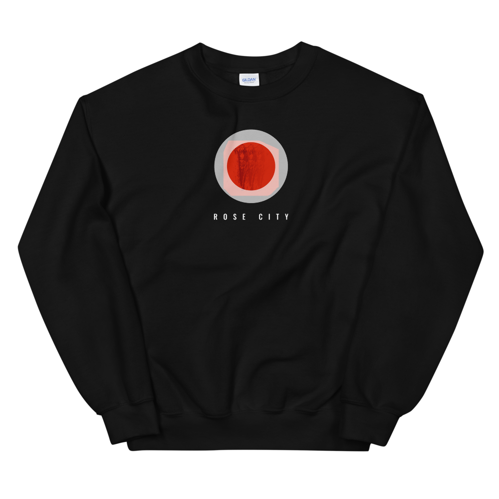 Image of ROSE CITY UNISEX SWEATSHIRT