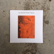 Image of 72-HOUR POST FIGHT - DOPPIO VINILE edizione di 200