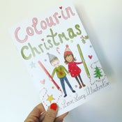 Image of Colour In Christmas Book
