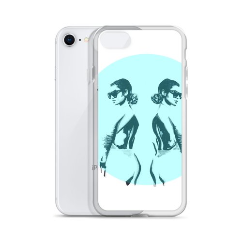 Image of Seeing Double - Phone Cases