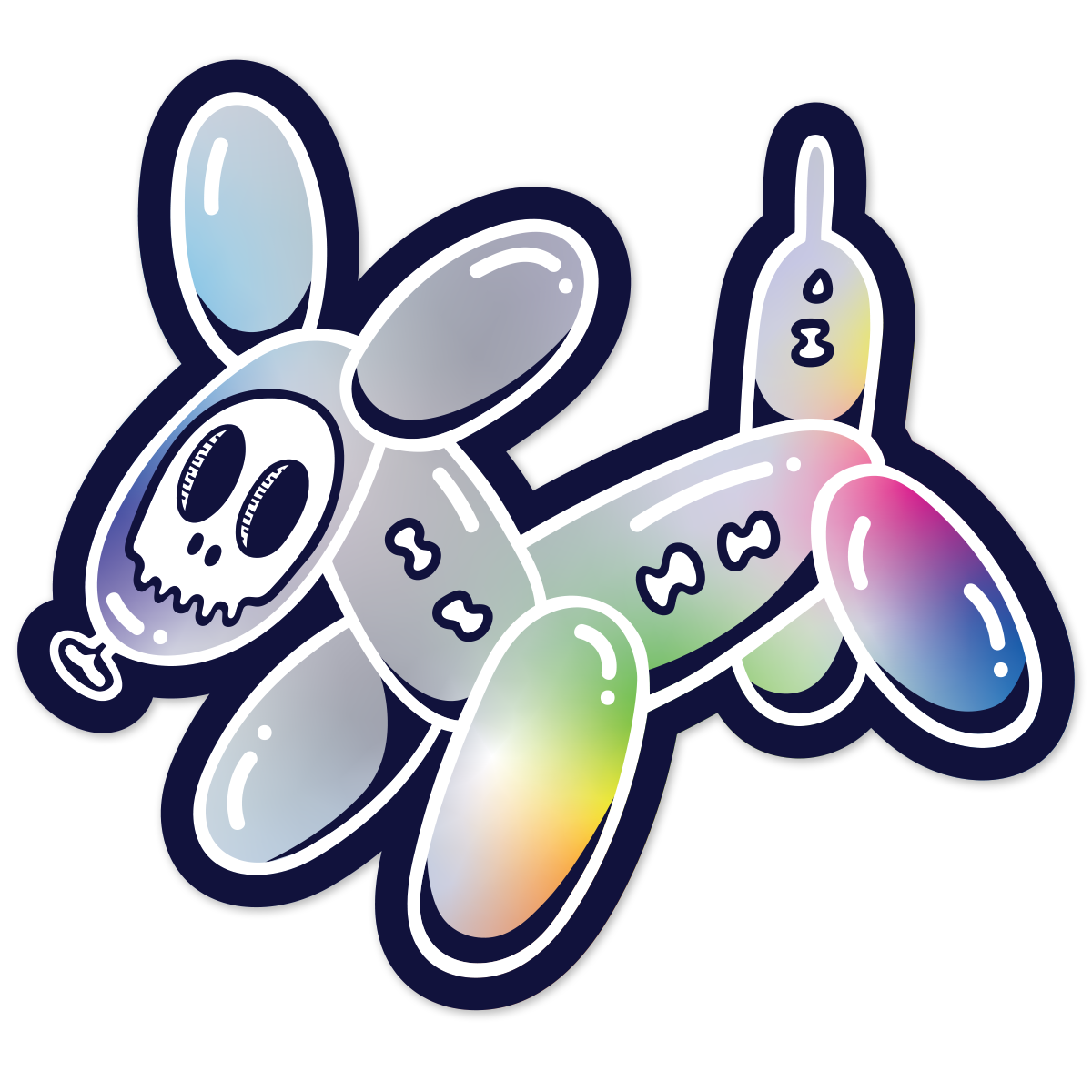 Image of Balloon Dog (Holo)