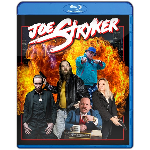 Image of Joe Stryker Blu-ray