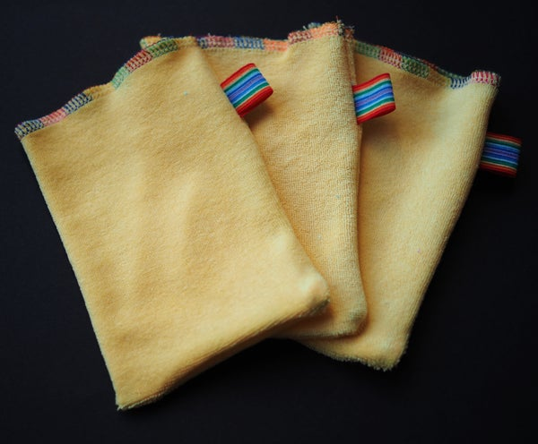 Image of Lot de 3 gants d'apprentissage