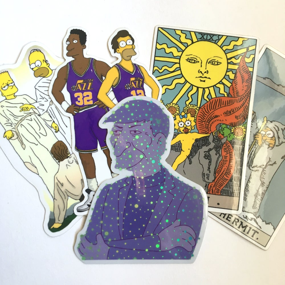 Image of Sticker 5 Pack