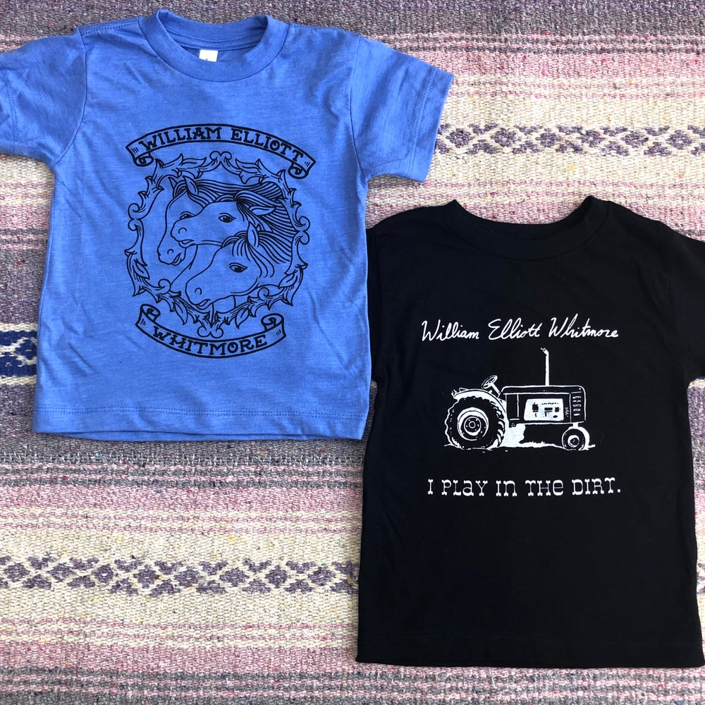 Image of Toddler Size T-shirts