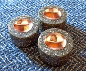 "Image of 5G Ready ""Triad"" Jewel Grade Orgone Puck"