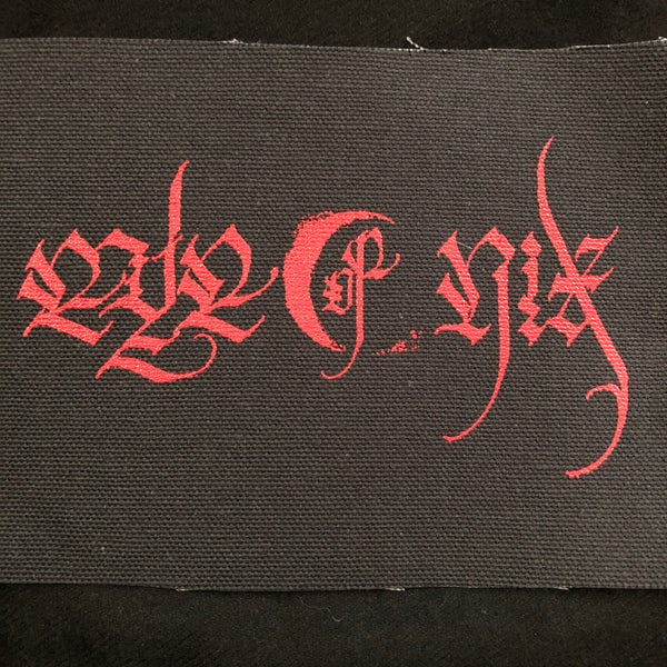 Image of Eye of Nix Patch - Red