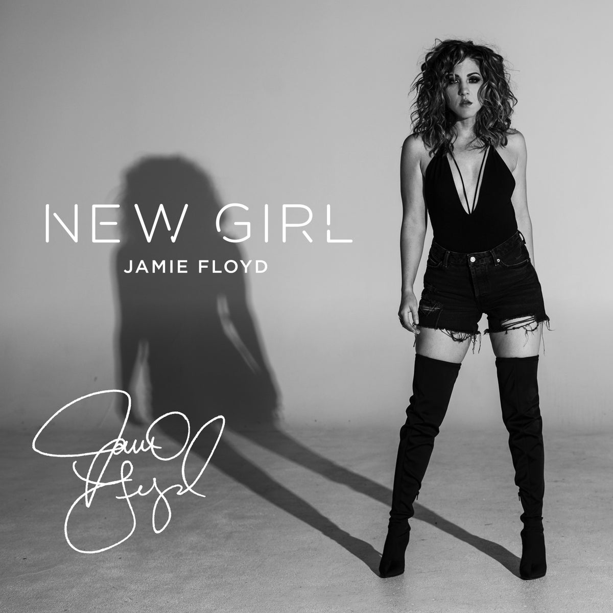 Image of New Girl Autographed EP