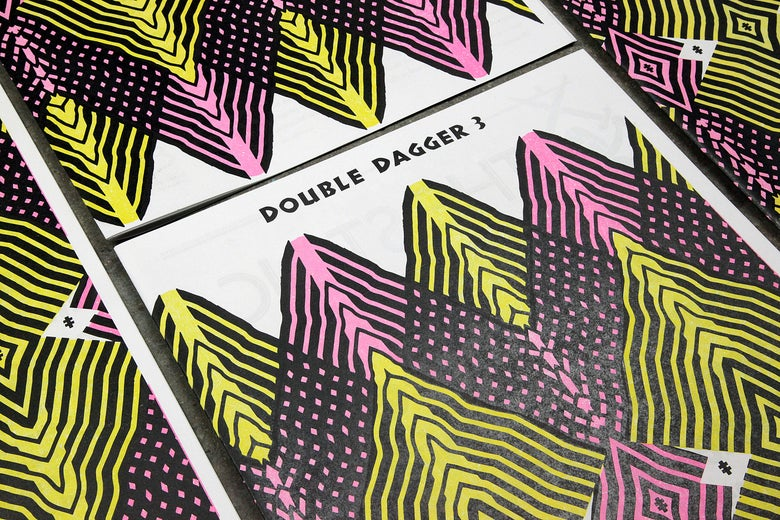 Image of Double Dagger Issue 3 (2019)