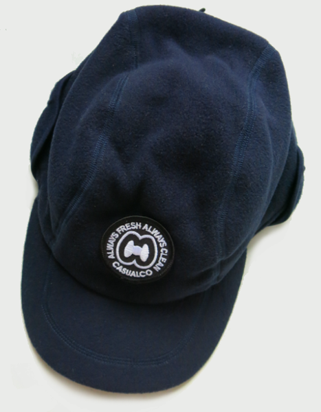 Image of 'SCALLYWAG' CAP.