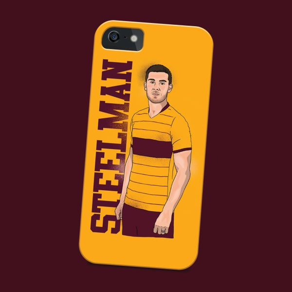 Image of Steelman phone case