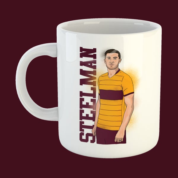 Image of Steelman mug
