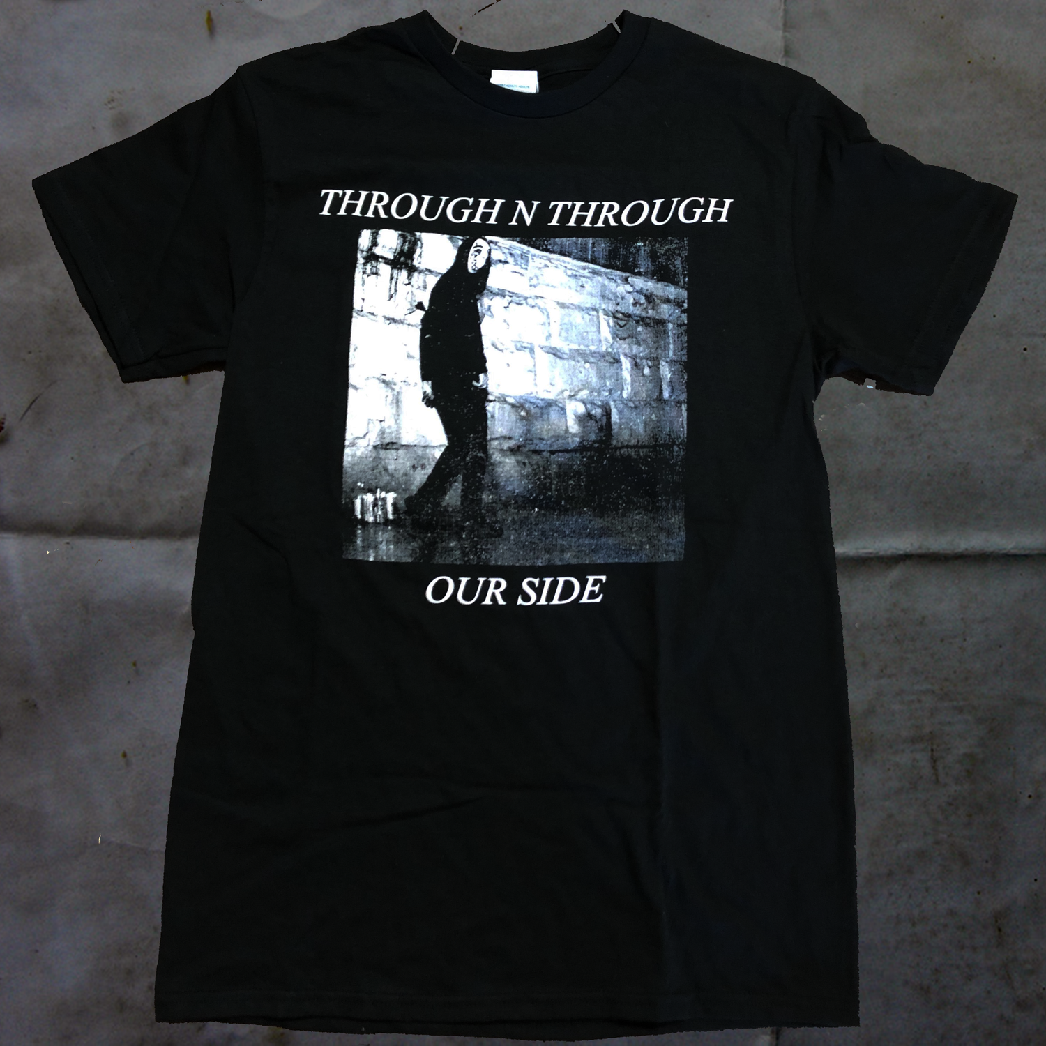 "Image of Through N Through ""Our Side"" Tee"