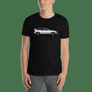 Image of White CR-X Shirt (Mens)