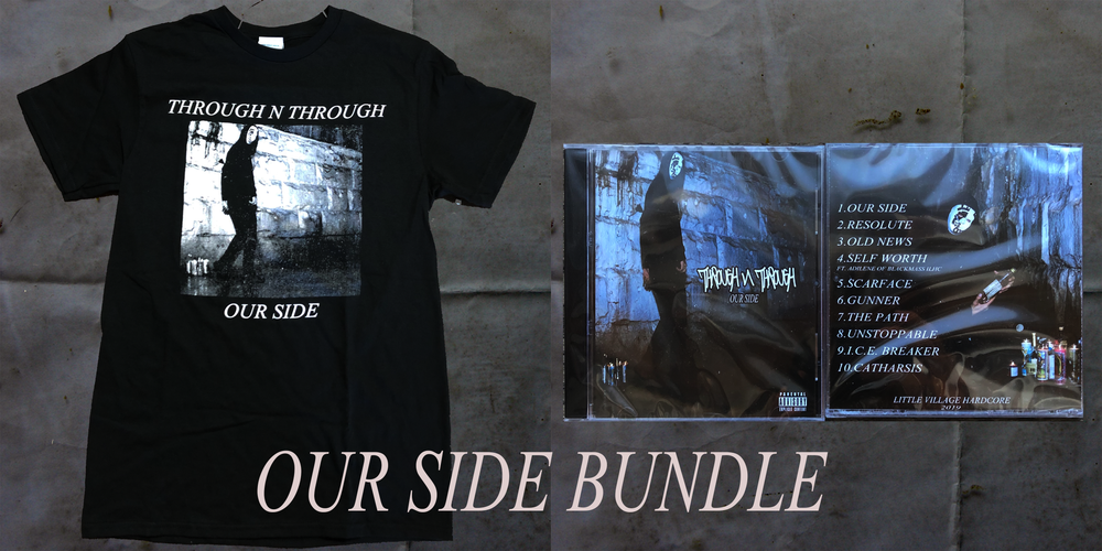 "Image of Through N Through ""Our Side"" Bundle"