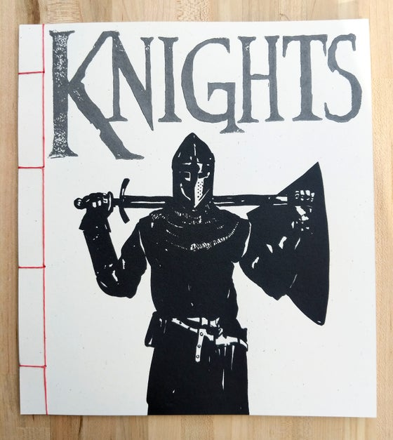Image of Knights Art Book