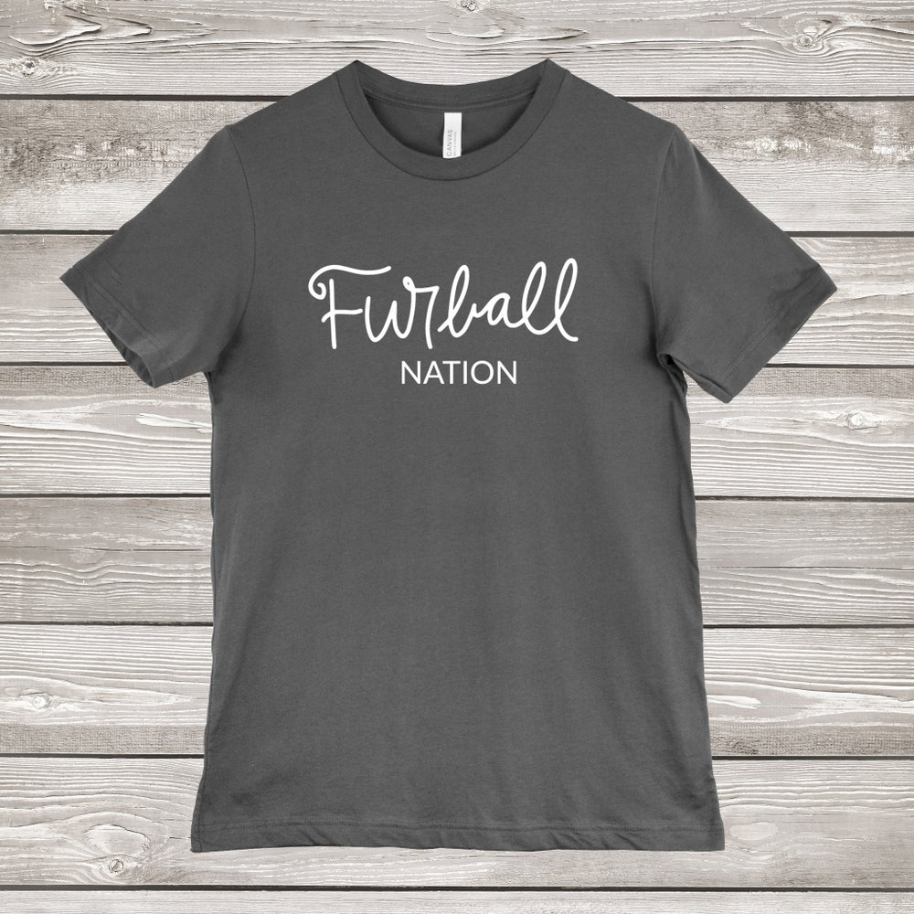 Image of Furball Nation T-Shirt