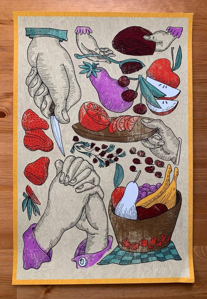 Image of Fruit Prayer Print