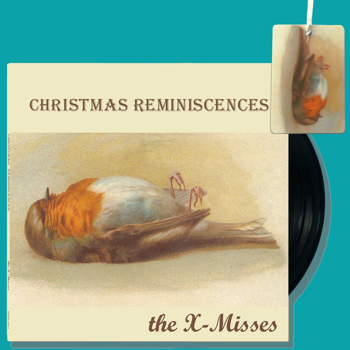 Image of Christmas Reminiscences - Vinyl PRE-ORDER