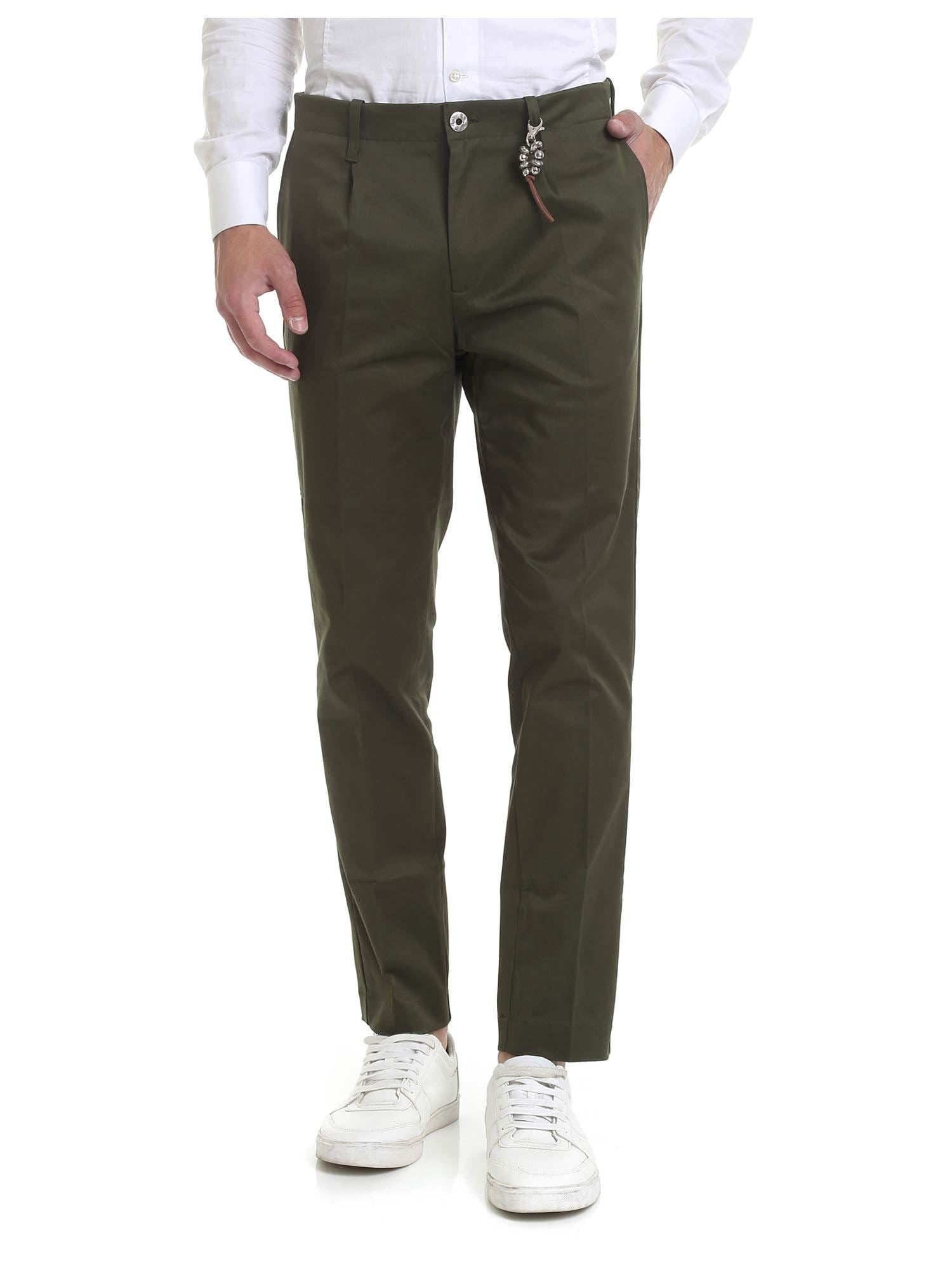 Image of Pantalone R92 verde