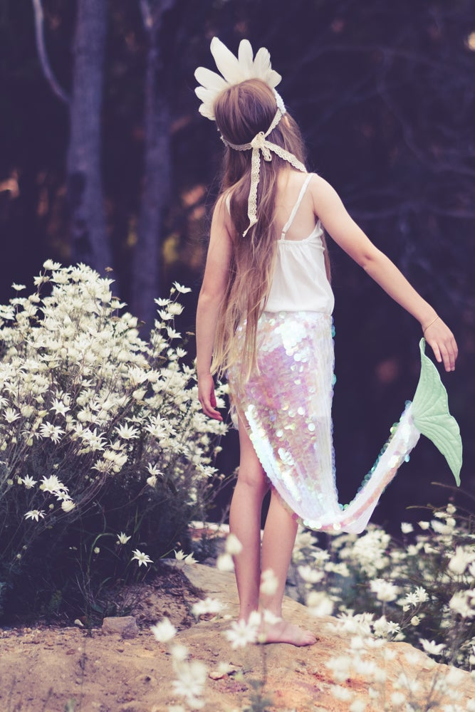 Image of Mermaid Tail size 3-5