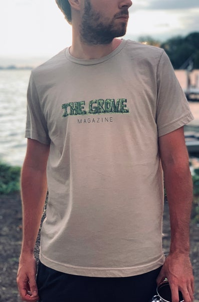 Image of Grove Magazine Logo T-Shirt