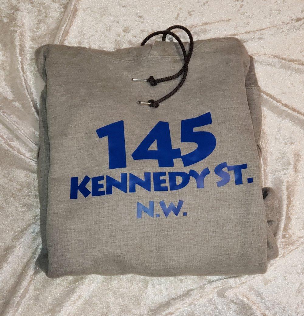 145 Kennedy St. N.W. Hoodie