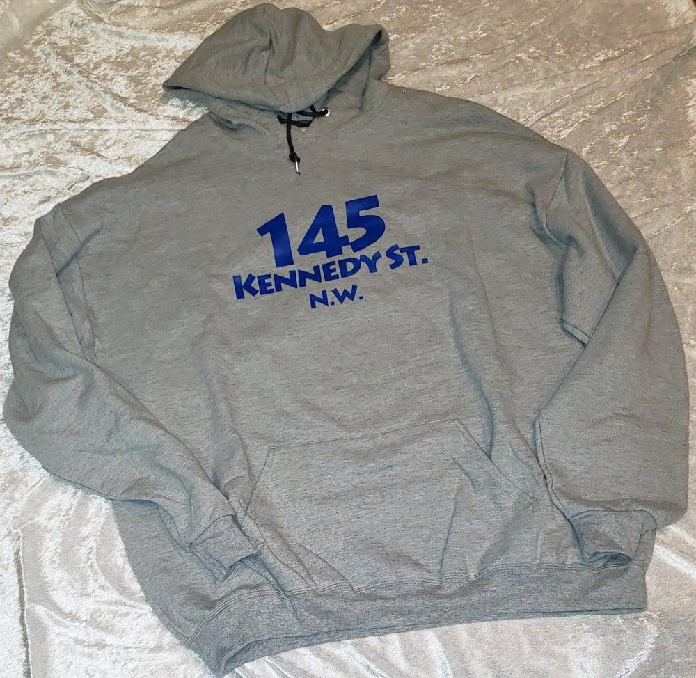 Image of 145 Kennedy St. N.W. Hoodie