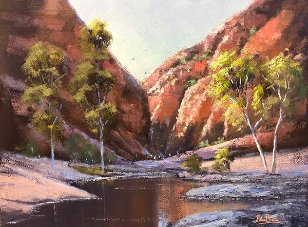 Image of Redbank Gorge