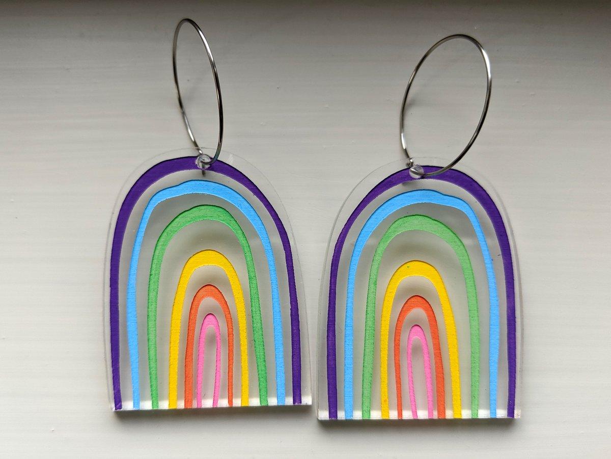 Image of Rainbow VIII