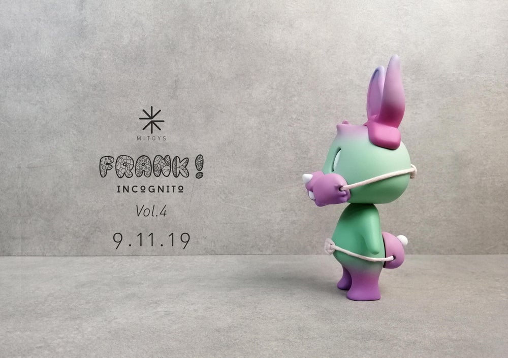 Image of FRANK VOL! . 4 ~ Rabbit