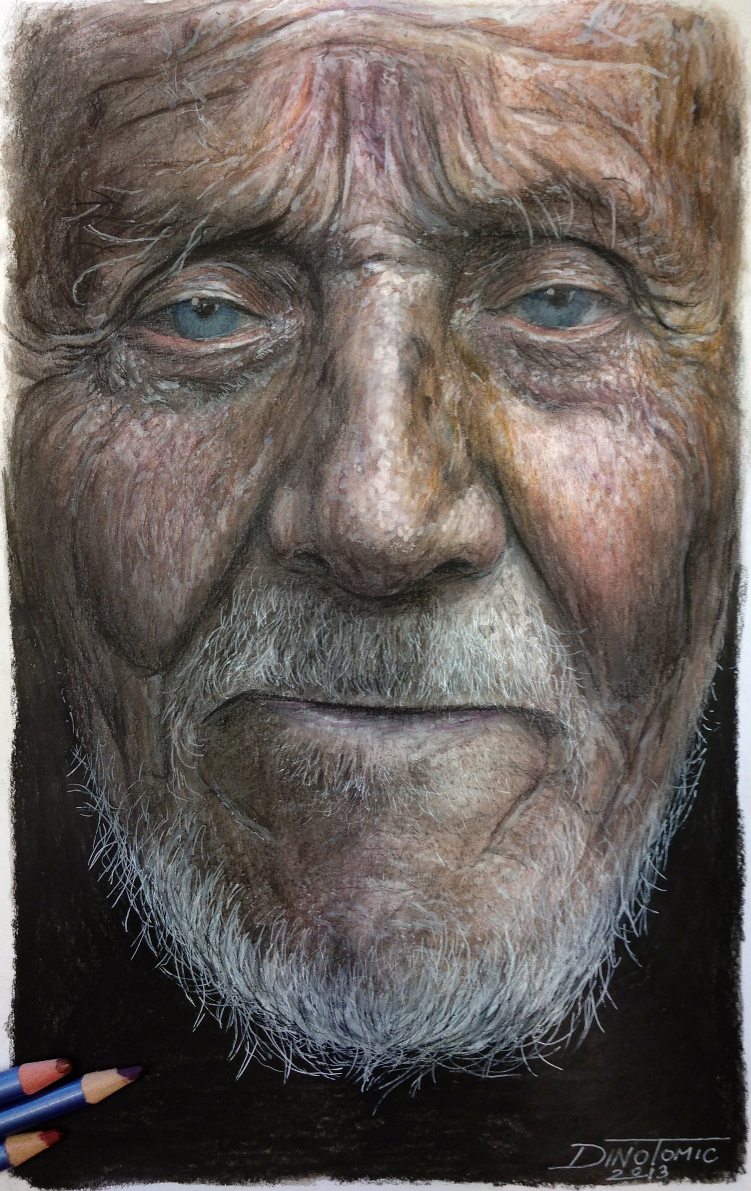 Image of #142 Old man