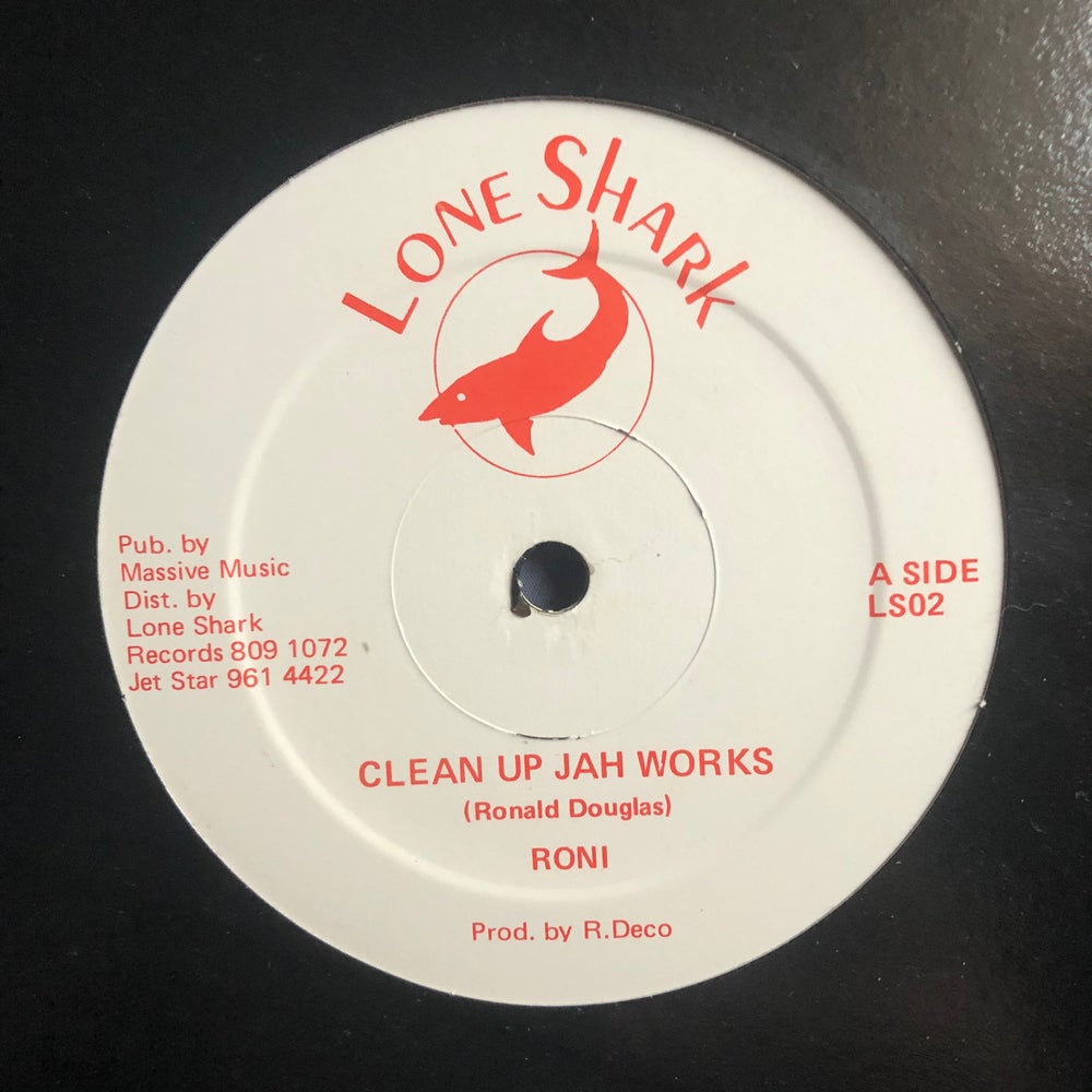 Image of Roni - Clean Up Jah Works