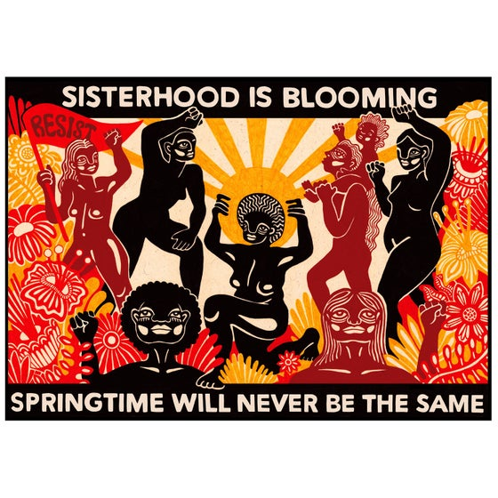 Image of Sisterhood is blooming