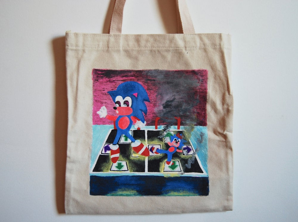Image of DDR Sonic Tote